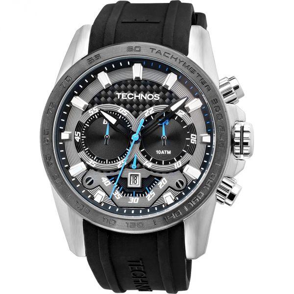 Relógio Masculino Technos OS20EK 8P TS Carbon Esportivo Anal - Loja ... 019218a767